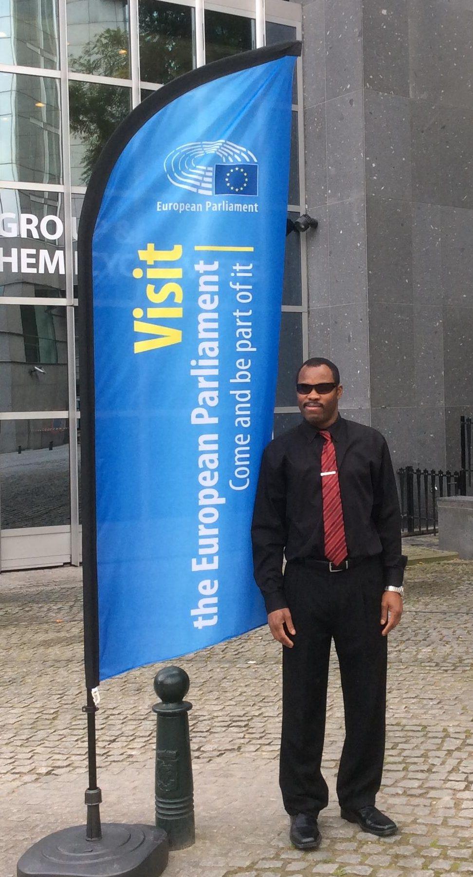 Wilson Charles at the EU