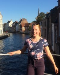 Mary Elworth in Denmark