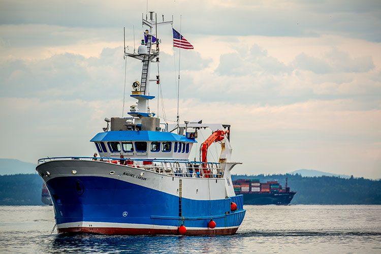 Rachel Carson research vessel