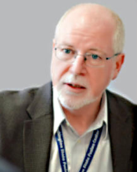 Michael K. Hamilton; a Certified Information Systems Security Professional and President of Critical Informatics