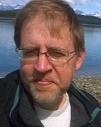 Rob Fatland portrait