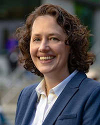 Portrait of Christy Long Assistant Vice Chancellor for Information Technology and CIO for UW Bothell