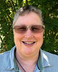 Karen Morrill-McClure, Computer Systems Administrator, Washington Sea Grant