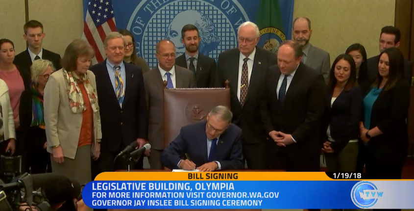 Capital Budget Signing 1-19