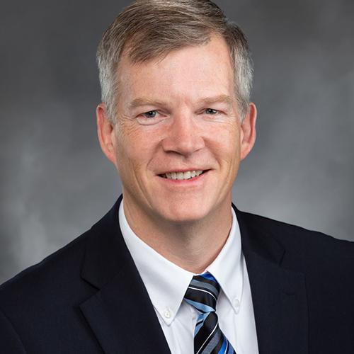 Representative Dave Paul (D),