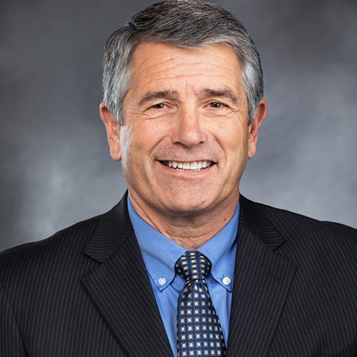 Representative Keith Goehner (R),