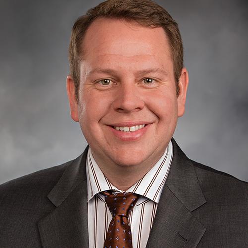 Representative Mike Steele (R),
