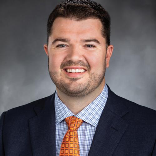 Representative Brandon Vick (R),