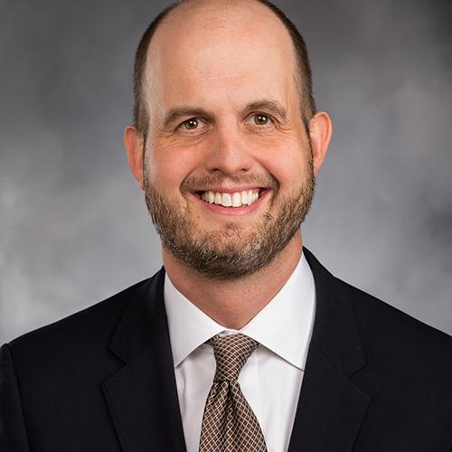Representative Drew Hansen (D),