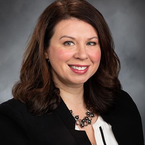Representative Michelle Caldier (R),