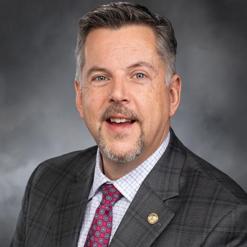 Representative Andrew Barkis (R),