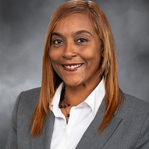 Representative Melanie Morgan (D),
