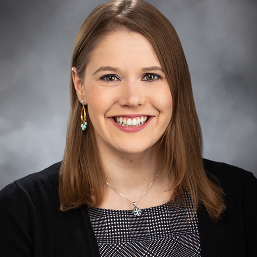 Representative Lauren Davis (D),
