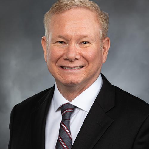 Representative Robert Sutherland (R),