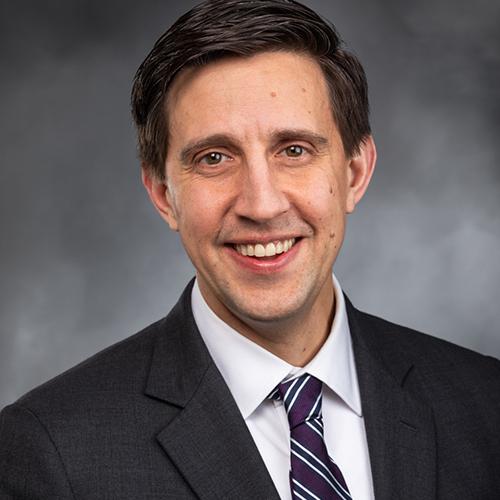 Representative Alex Ramel (D),