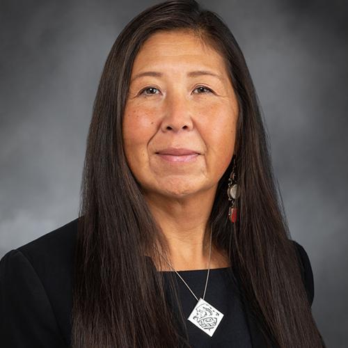 Representative Debra Lekanoff (D),