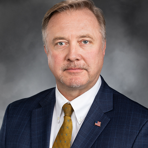 Senator Doug Ericksen (R),