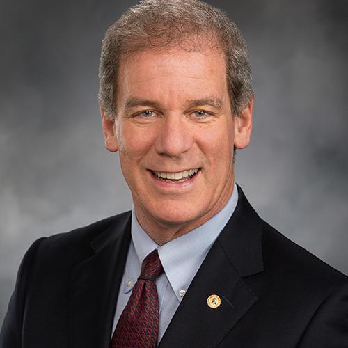 Representative Roger Goodman (D),