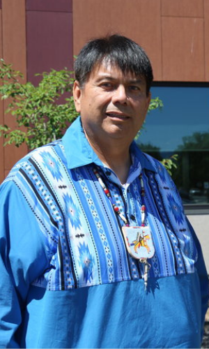 Chairman Rodney Cawston, Confederated Tribes of the Colville Reservation