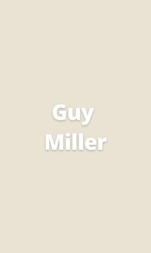 Chairman Guy Miller, Skokomish Indian Tribe