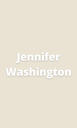 Chairperson Jennifer Washington, Upper Skagit Indian Tribe