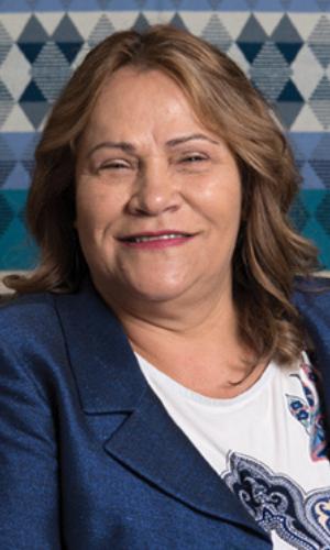 Chairwoman Teri Gobin, Tulalip Tribes