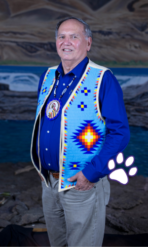 Chairman Delano Saluskin, Confederated Tribes and Bands of the Yakama Nation