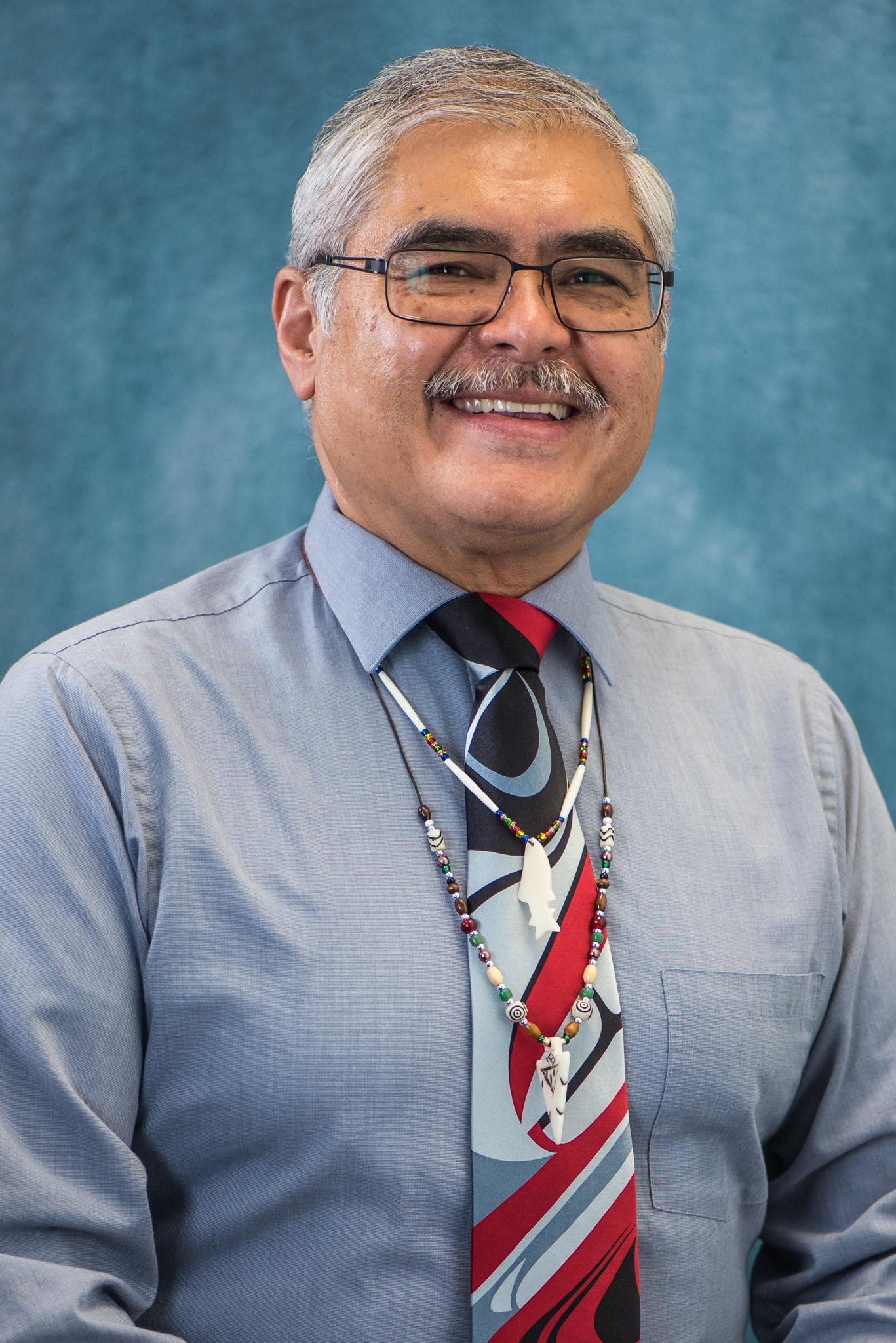 Chairman Robert de los Angeles, Snoqualmie Indian Tribe