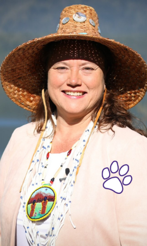 President Fawn Sharp, Quinault Indian Nation