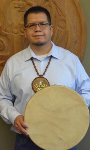 Chairman Lawrence Solomon, Lummi Nation