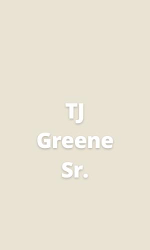 Chairman T.J. Greene Sr., Makah Tribe