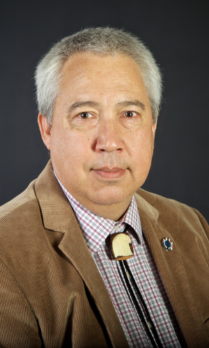 Chairman Tom Wooten, Samish Indian Nation