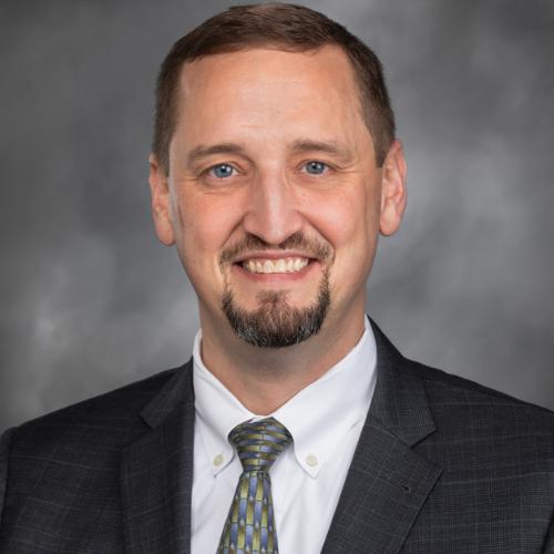 Representative Greg Gilday (R),