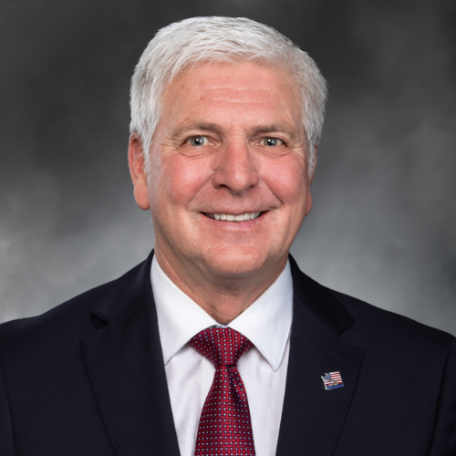 Senator Perry Dozier (R),