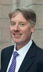 Portrait of Phil Reid