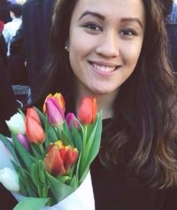 A Photo of Alumnae spotlight  Daniele Meñez