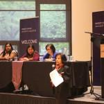 Dr. Basu Leading panel at Anti-Human Trafficking Conference 2001