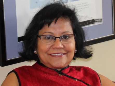 Dr. Sutapa Basu, Women's Center Executive Director