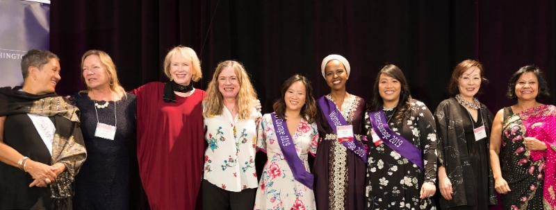 2019 Women of Courage and Making Connections Founding Mothers