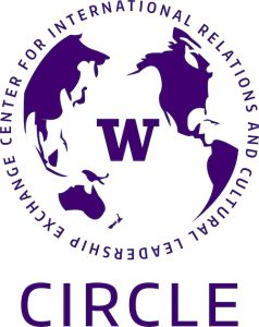 Purple CIRCLE Logo with Text