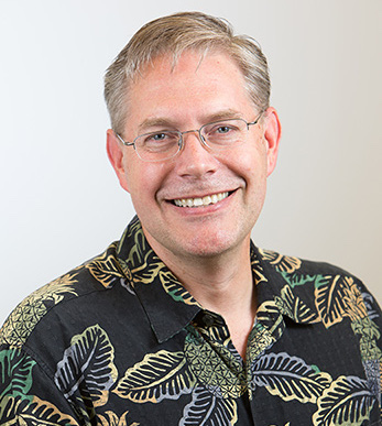Photograph of David McDonald