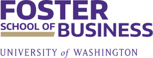 Foster school of business logo