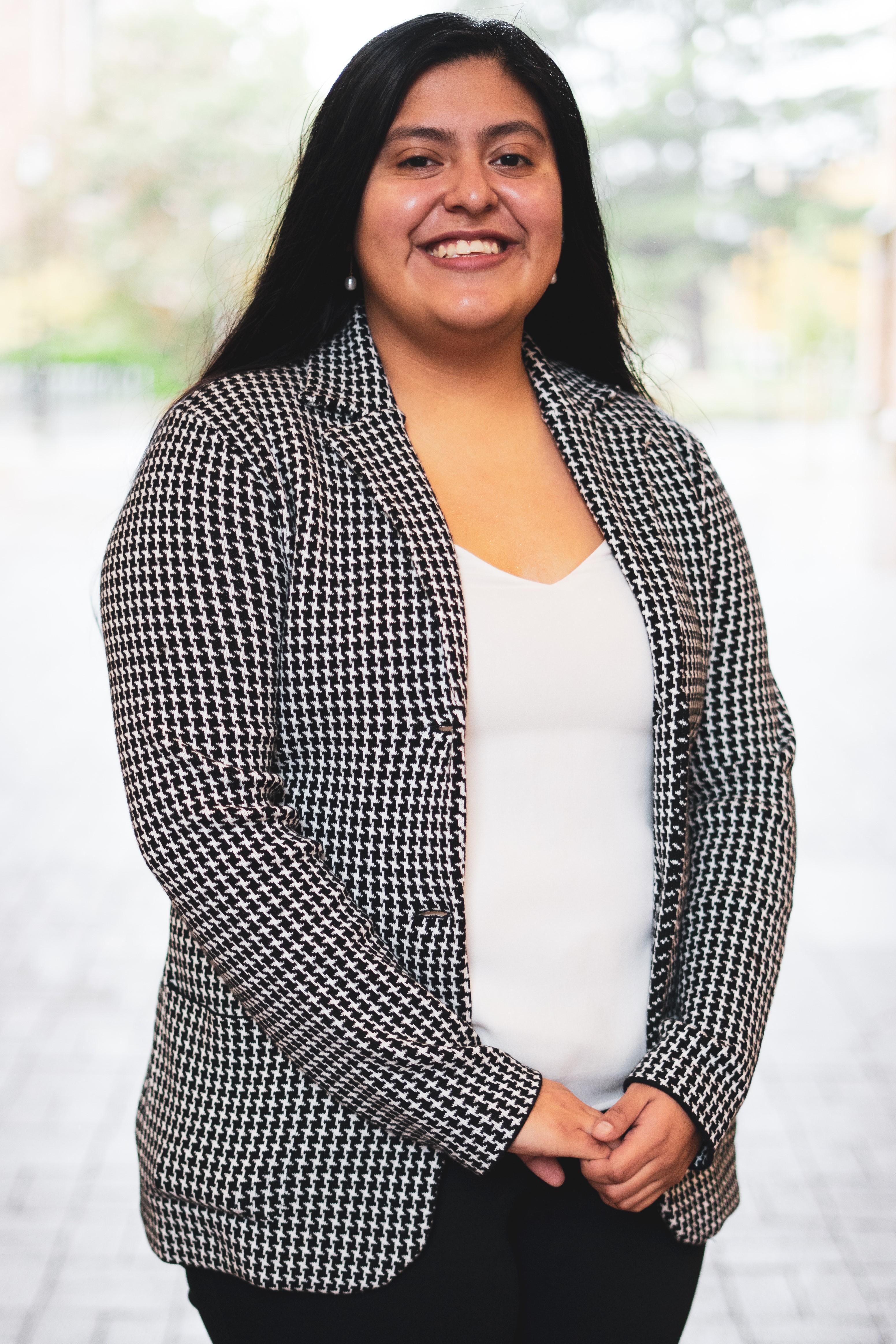 Karina Flores-Camacho, Sociology