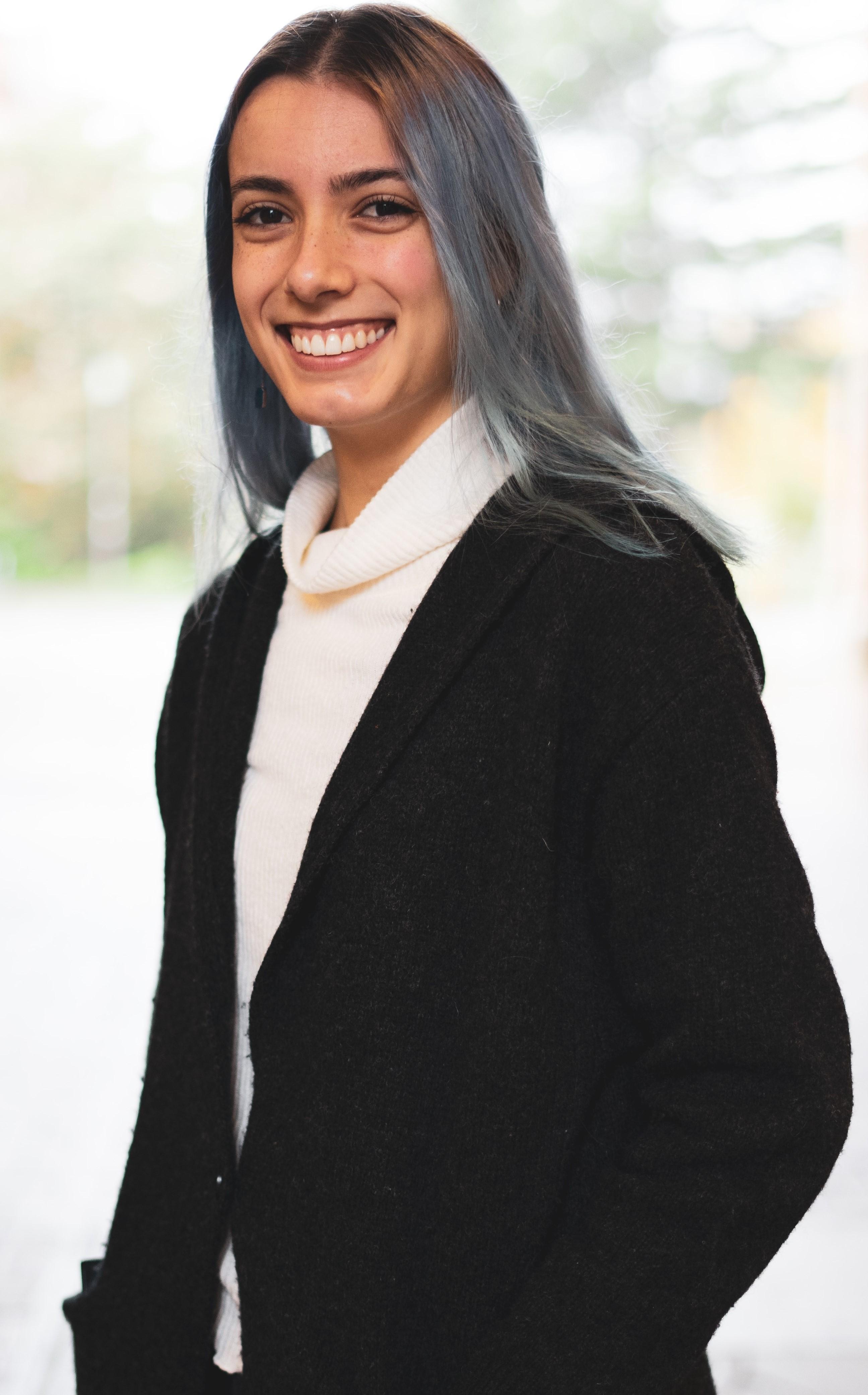 Beatriz Cuevas, Molecular, Cellular & Developmental Biology / Psychology