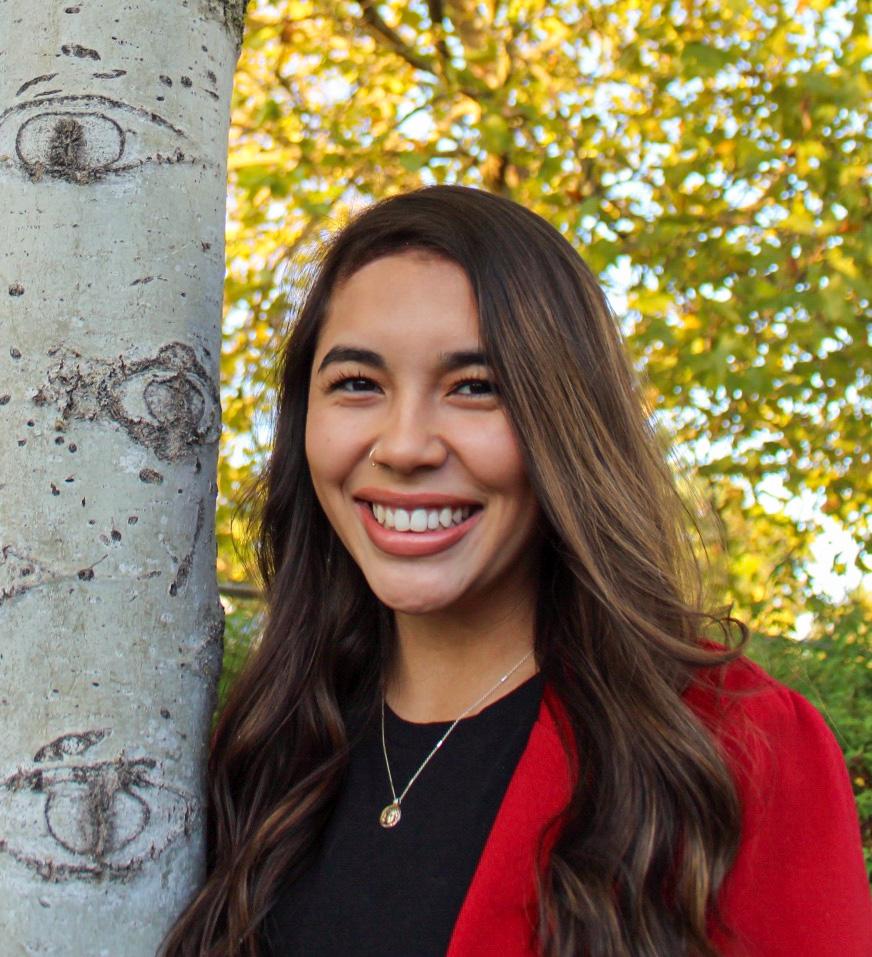 Aiyanna Guadiz, American Ethnic Studies <br> Sociology