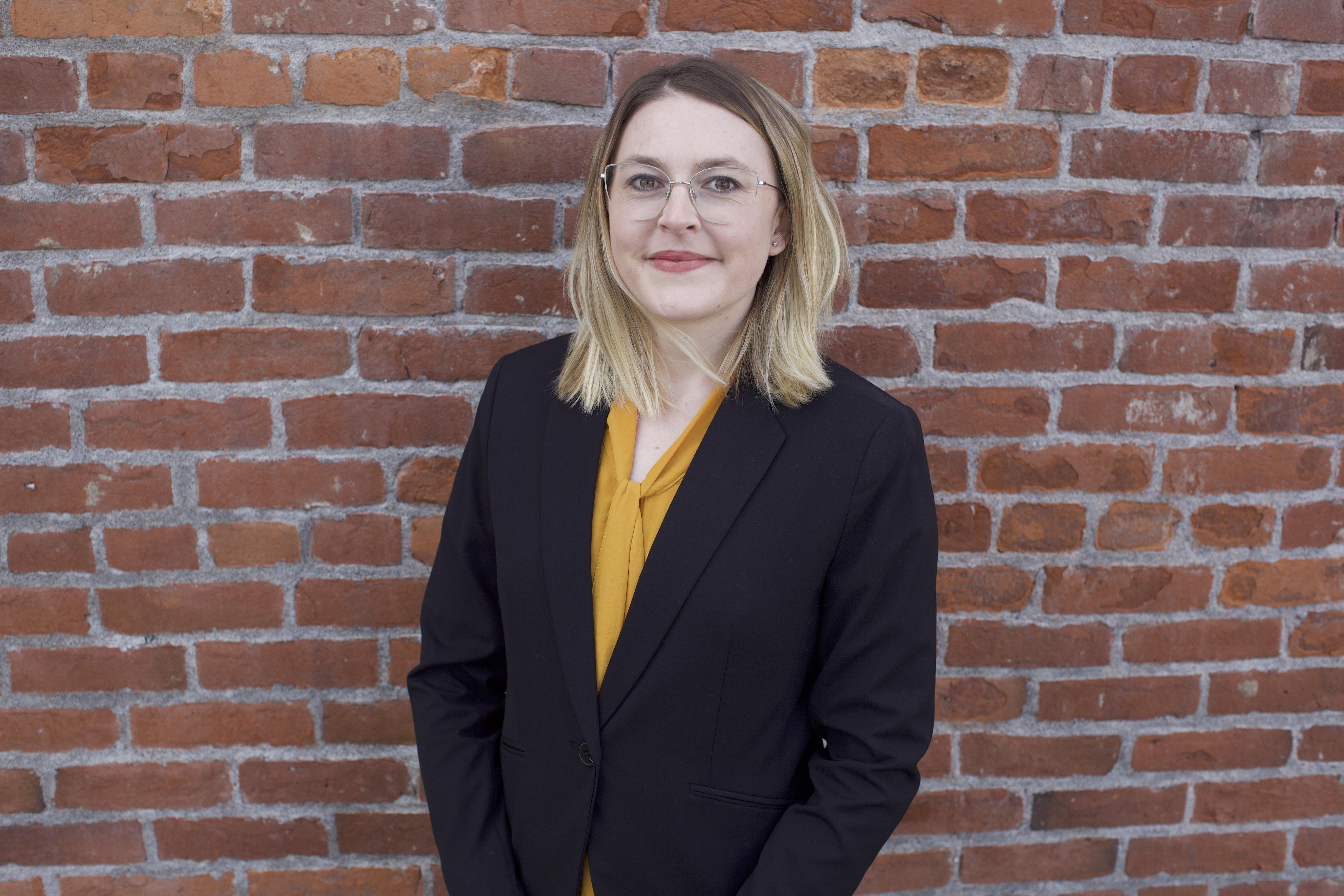 Sophie Pierszalowski, She / hers