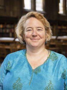 Portrait of Hilary Godwin