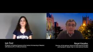 Jackson School global conversations series