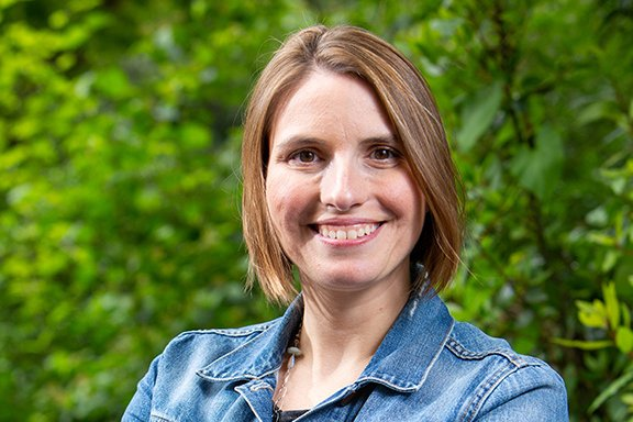 Portrait of Julie Kientz