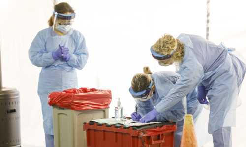 UW Medicine COVID-19 Response Fund